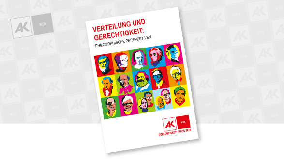 Cover der Broschüre © Astrid Dumfart, AK Wien