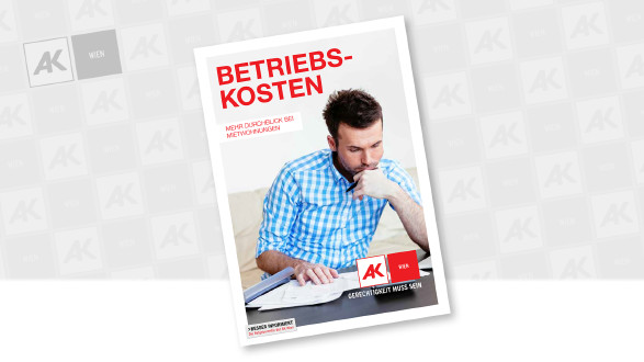 Cover der Broschüre © Bartłomiej Szewczyk – Fotolia.com, AK Wien
