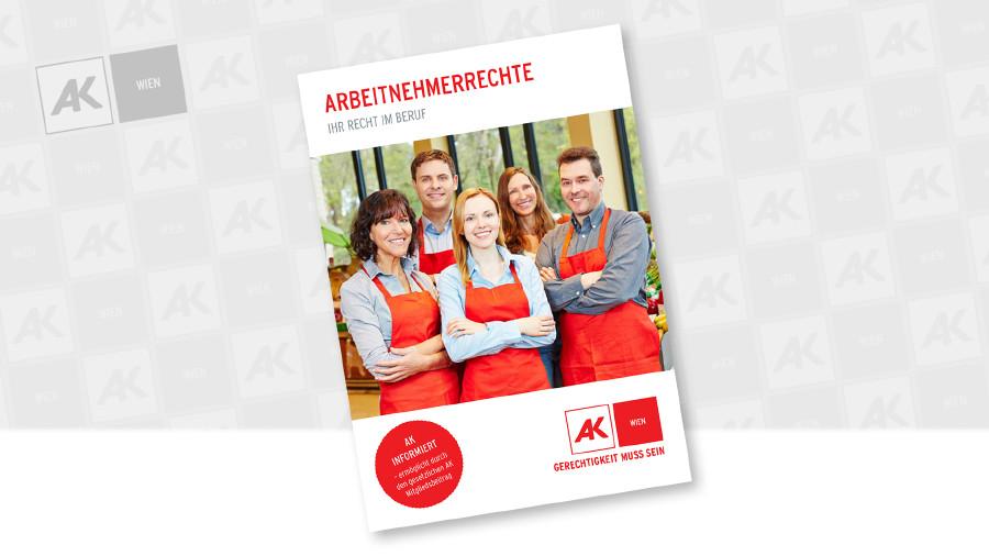 Cover der Broschüre © Robert Kneschke – stock.adobe.com, AK Wien