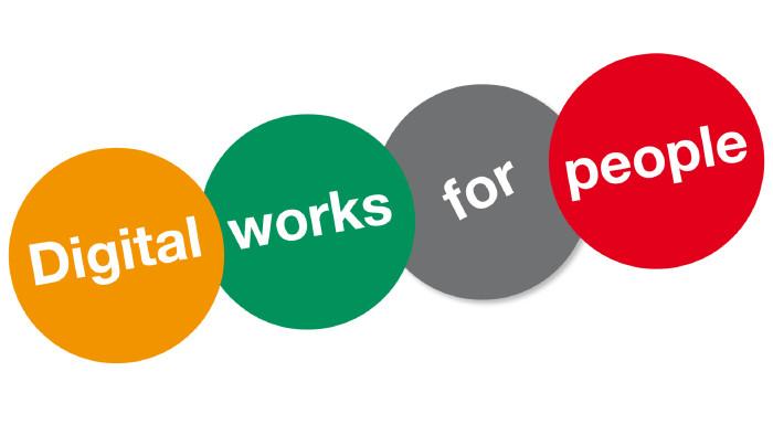 Digital Works for People © AK