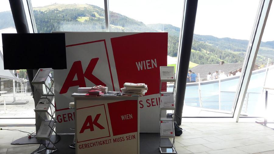 AK Infosstand © Miriam Koch