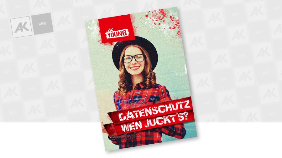 Cover der Broschüre © rohappy - fotolia.com, AK Wien