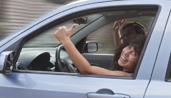 Autofahrer freuen sich über die gerechte Reform der Pendlerförderung © D. Ott, Fotolia