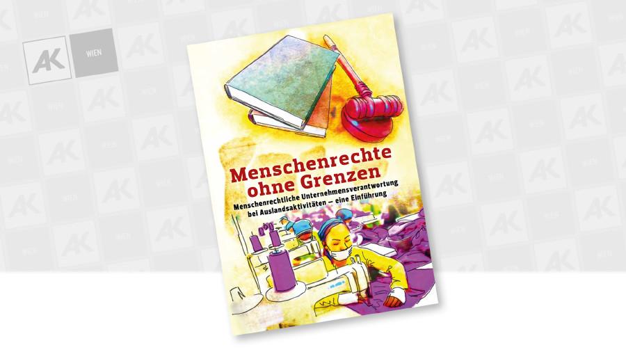 Cover der Broschüre © sanja.at, Sanja Jelic