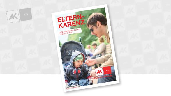 Cover der Broschüre © pit-fall – Fotolia.com, AK Wien