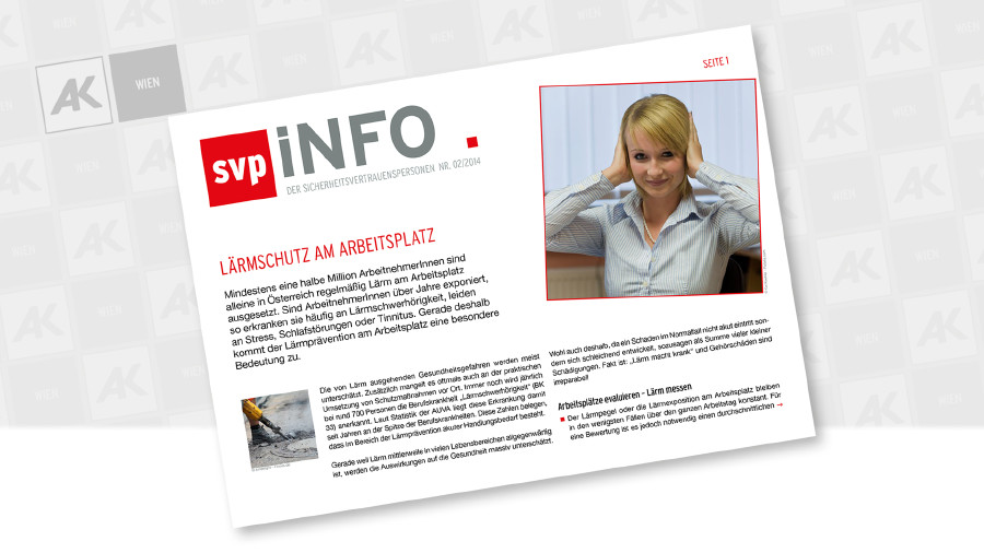 Cover der Broschüre © Kai Koehler - stock.adobe.com, AK Wien