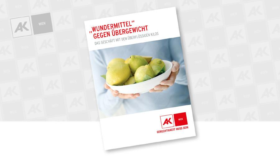 Cover der Broschüre © olly - Fotolia.com, AK Wien