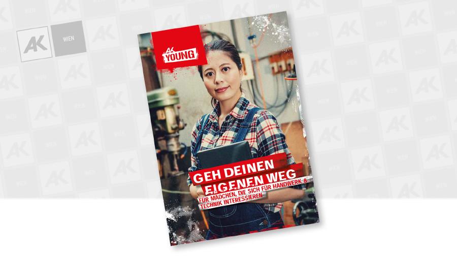 Cover der Broschüre © auremar - stock.adobe.com, AK Wien