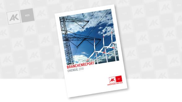 Strommasten und Windräder © Coverfoto © mhfotodesign - stock.adobe.com, AK Wien
