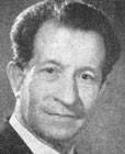 Karl Krisch - Präsident der AK Wien, NÖ & das Burgenland - August bis Okt. 1945 © AK, Arbeiterkammer