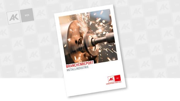Funken spritzen aus Metallmaschine © Coverfoto © RAW - stock.adobe.com, AK Wien