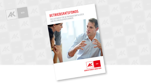 Cover der Broschüre © AK Wien, Yuri_Arcurs - GettyImage
