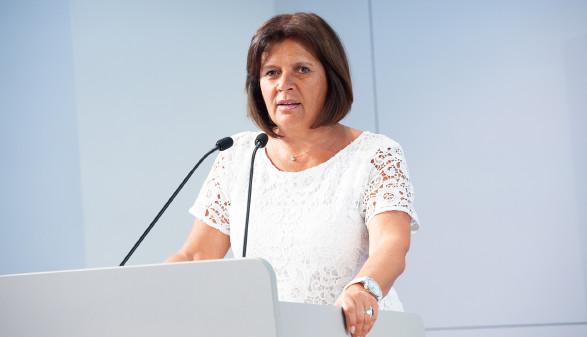 BAK Präsidentin Renate Anderl © Erwin Schuh