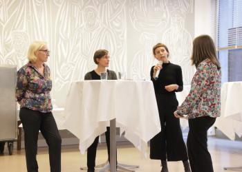 Digitale Arbeit – Feministische Perspektiven © Peter Anzböck, AK-Wien